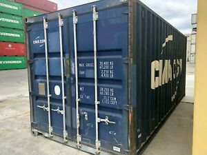 20ft Shipping Containers for Sale Sunshine