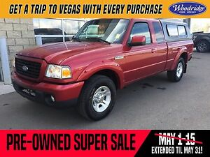 2008 Ford Ranger Sport PRE-OWNED SUPER SALE ON NOW!