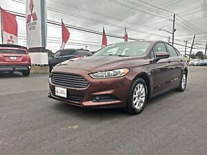 2015 Ford Fusion S - only $118 biweekly!