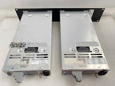 New Tait Data Radio Dual Power Supply Module X809-10-0000 30 Amp X 2 Fast Ship
