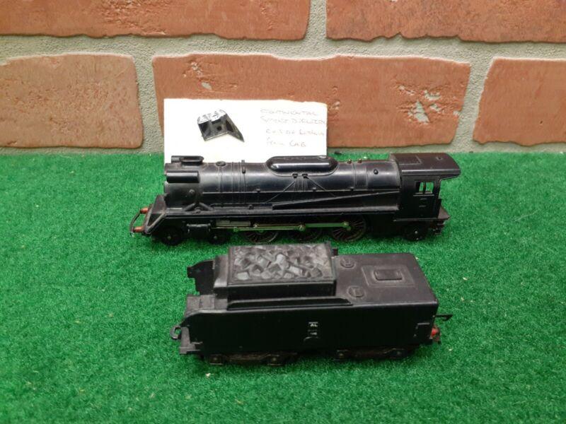 Rare Triang Railways TT Gauge T.591 Continental Pacific Locomotive
