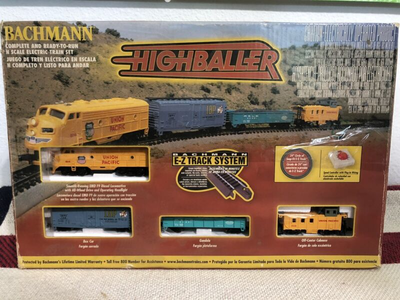 Bachman Highballer E-Z Track System Electrically Operated