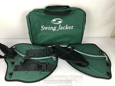 Peter Jacobsen Swing Jacket Training Aid, Building A Better Golf Swing