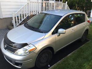 Nissan Versa 2009 1.8S Manuelle ( négociable )