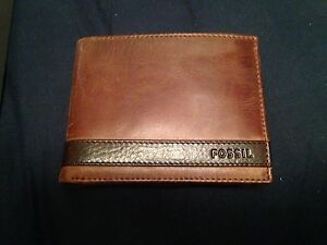 Fossil Men wallet