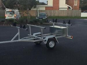 Kayak / Canoe Trailer Manifold Heights Geelong City Preview