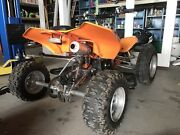 FYM Elstar 125cc Typhoon Quad Bike/ATV St Marys Mitcham Area Preview