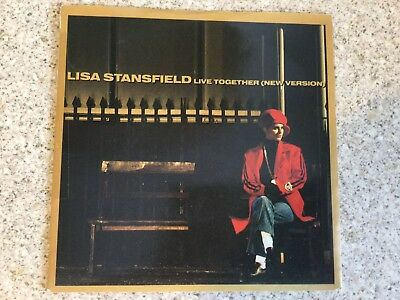 "Lisa Stansfield  ""Live together""  7"" vinyl single"