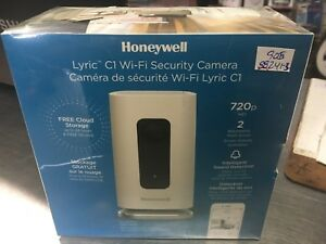 Camera security Camera Honeywell Lyric C1 wifi new neuf