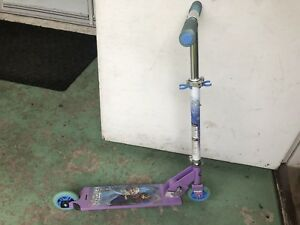 Used frozen scooter