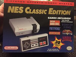 Brand new limited NES system for sale
