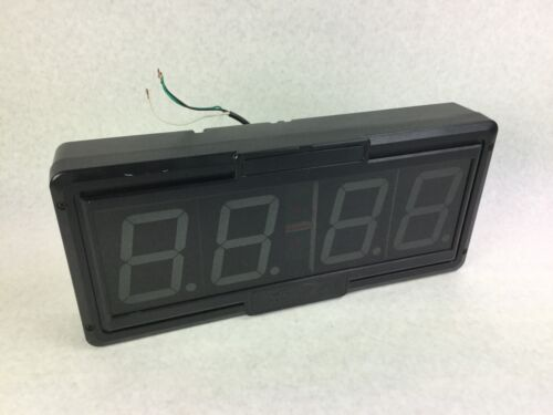 Primex Wireless Inc  SNS Led  Clock  TESTED