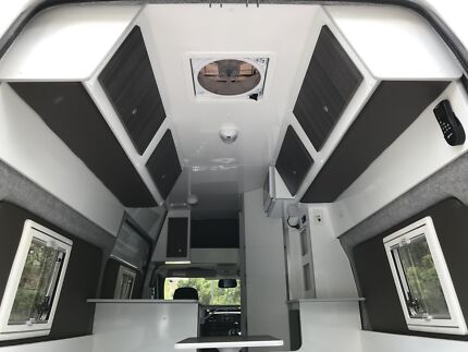 MOTORHOME CAMPER CONVERSIONS FIT OUTS & Teardrop camper doors suit mini caravan or camper trailer | Caravan ...