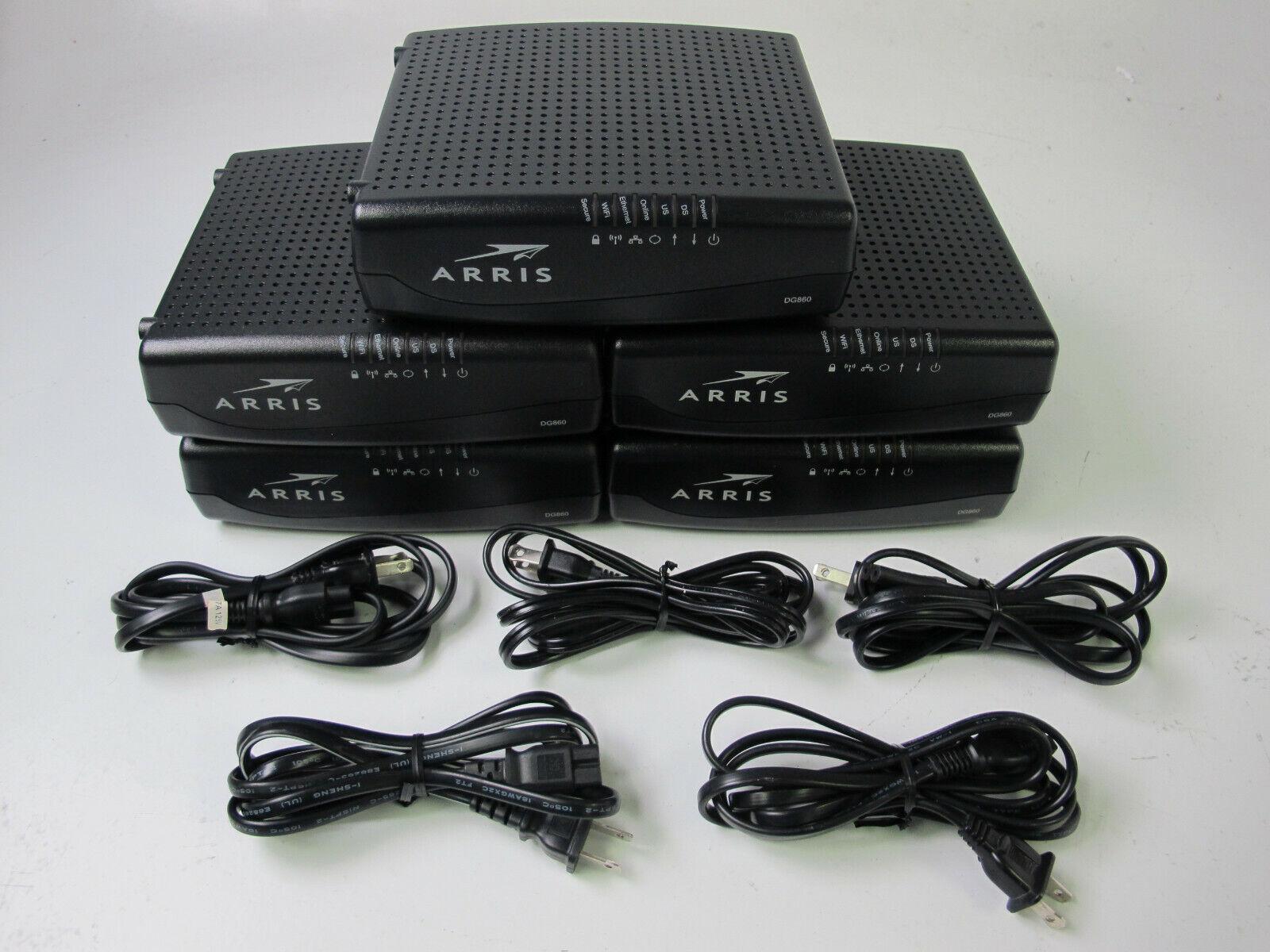 Arris DG860P2 Wireless DOCSIS 3.0 Data Gateway Modem DG860 1 Year Warranty