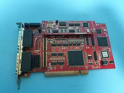APLUS AMC-C0432DP , AIO-B1616AD Motion Board