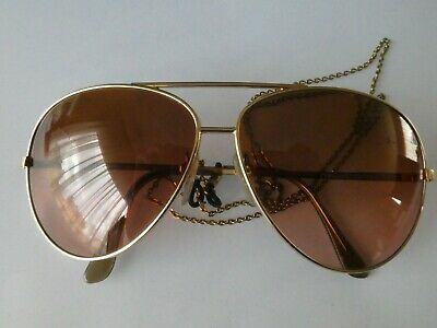 Serengeti Drivers - Sunglasses vintage gold colored frame - Mod. 5225L