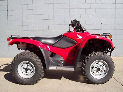 2013 Honda TRX 420 FPA ATV quad bike Toowoomba 4350 Toowoomba City Preview