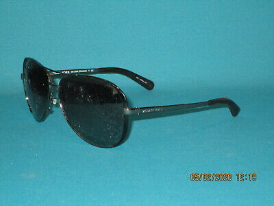 MICHAEL KORS MK5004 CHELSEA 101362 Gunmetal/Polarized Purple Gradient Sunglasses