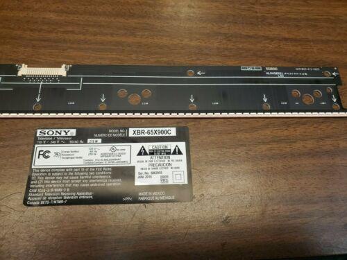 Sony XBR-65X900C Led Bar Strip NLAW50351