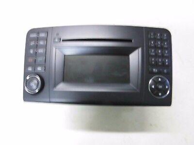 Mercedes Benz ML W164 Radio Autoradio CD Player Monitor Display A1648705894