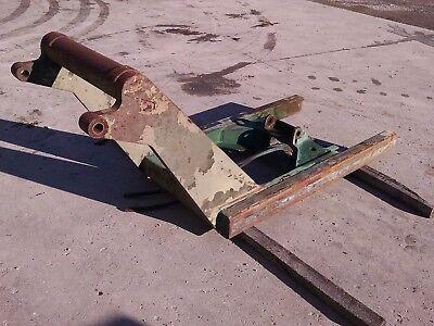 Inner Boom Extension For 6k Rough Terrain Forklift 3930-00-057-8358