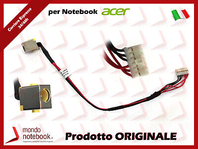 DC Power Jack per Notebook ACER Aspire A315-41G A515-41G p/n 50.GPYN2.002