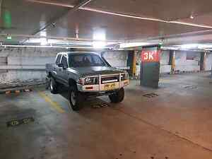 Ln106 toyota hilux (NO REGO) Blacktown Blacktown Area Preview