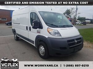 2015 Ram ProMaster 2500 2500 High Roof 159 Wheel Base