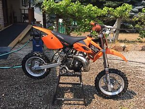 2004 ktm 50 for sale or trade for 4 stroke