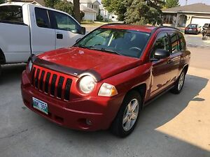 For sale: 2007 Jeep Compass