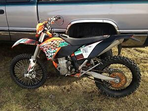 Wanted Ktm engine