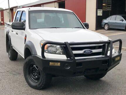 2010 4x4 Dual Cab T/Diesel XL Ranger Ute