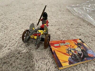 Lego 6028/29-6004 Castle sets. Treasure Cart Crossbow Cart W/instructions