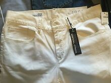 GAP jeans White Merrimac Gold Coast City Preview