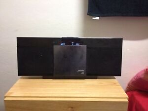 SHARP Slim Micro System Stereo Waratah West Newcastle Area Preview