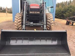 Mx100c case tractor