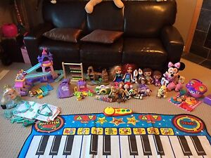Multiple toys, prices below.