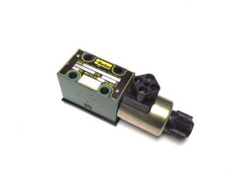 * Parker Directional Hydraulic Control Valve Cat# D1VW20HNJWP .. UJ-26
