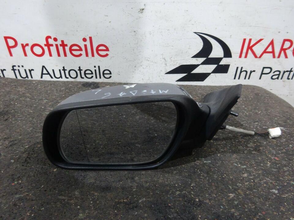 Mazda 6 GY Außenspiegel Spiegel Fahrer links elektr. grau in Bruchsal
