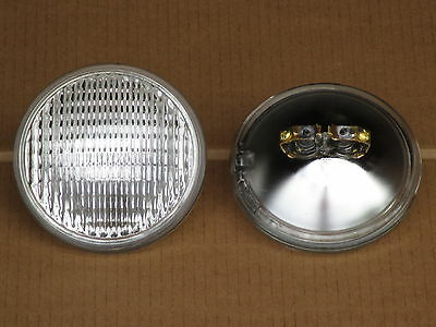 2 6v Headlights For Ih Light International Cub Lo-boy Farmall