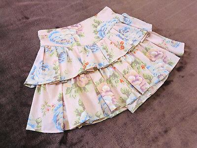 LIZ LISA Skirt shorts JapanM Pastel pink Ash floral Hime&Lolita fashion Culottes