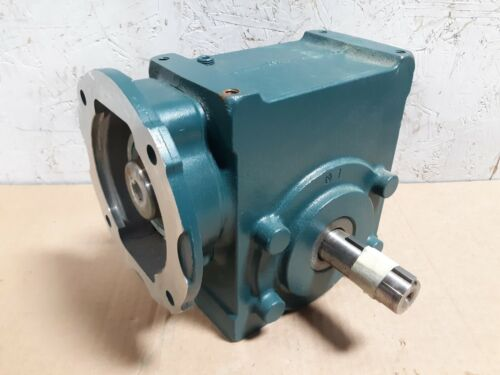 """*NEW* Dodge Tigear 2 Speed Reducer 26Q50R56 50:1 Shaft IN: 5/8"""" OUT: 1-1/8""""  S40"""
