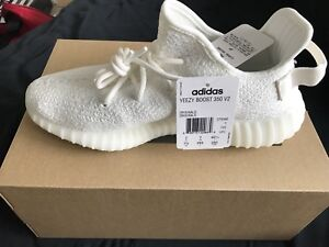 Yeezy 350 v2 triple white us 7.5 from yeezysupply