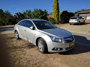 2010 Holden Cruze CDX Chisholm Tuggeranong Preview