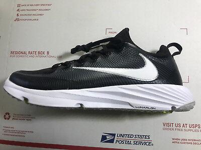 Nike Vapor Speed Turf Football Shoes- Model 848334-010 Size 9.5 MSRP  110 5102000c4