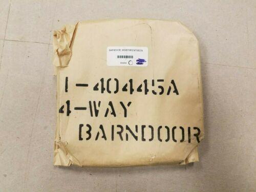 MOLE RICHARDSON BARNDOORS #40445A FOR MIDGET/BETWEENIE/TWEENIE