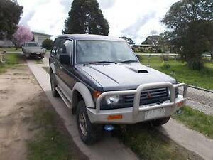 1994 Mitsubishi Pajero Wagon Broadford Mitchell Area Preview
