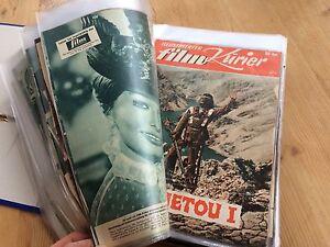 115 x IFB FILMPROGRAMME * ILLUSTRIERTE FILMBÜHNE KONVOLUT