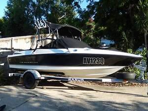 Maxum 1800 MX Ski Boat 135HP Buderim Maroochydore Area Preview