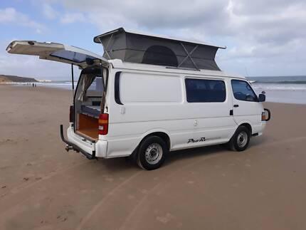 Campervan Brighton Holdfast Bay Preview